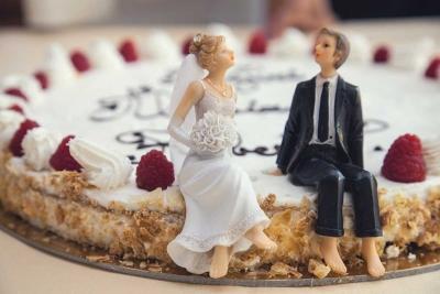 Da Torta Nuziale a Wedding cake
