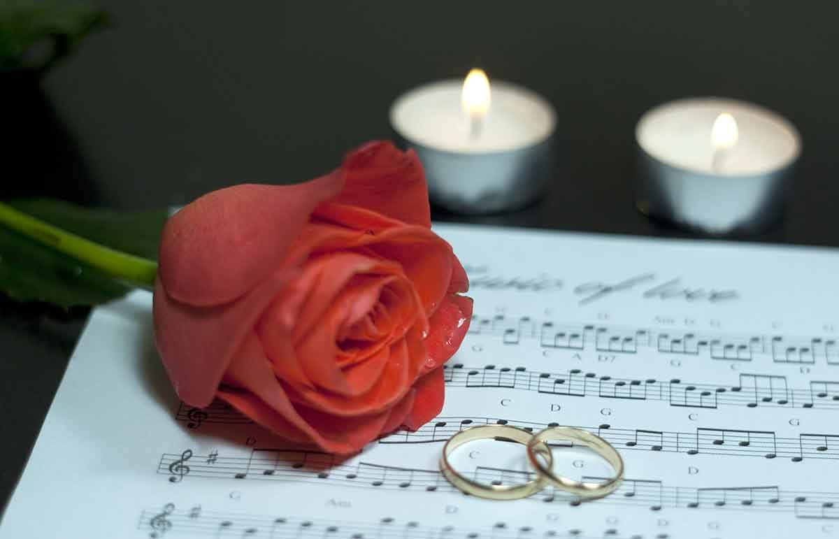 Scegliere la musica giusta per il matrimonio in Chiesa