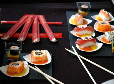"""Sushi addicted? Scopri come allestire un angolo """"giappo"""